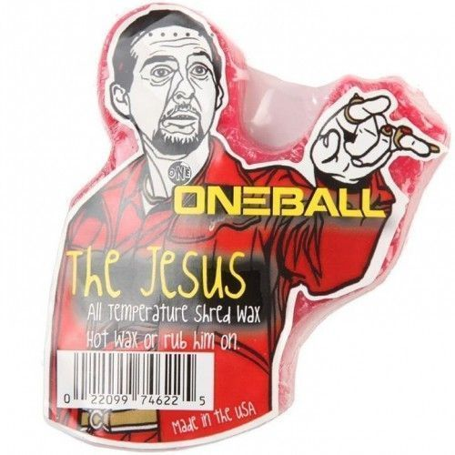 ONEBALL парафин SHAPE SHIFTER - THE JESUS (A/S) (ASSORTED)